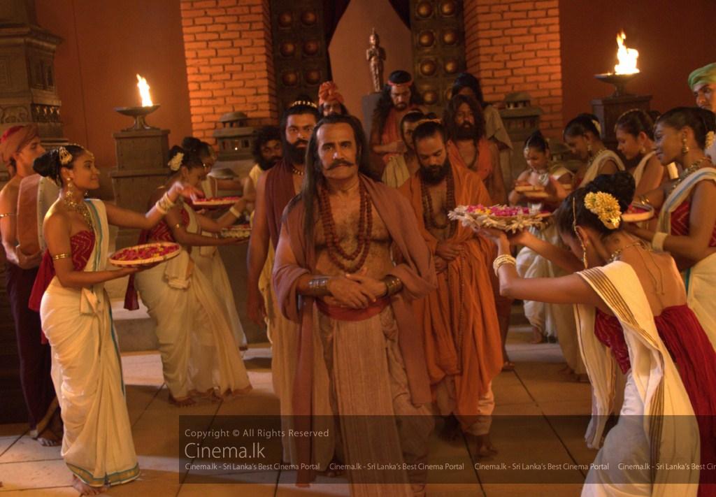 Guru Vishwamithra leading Sages [1024x768]