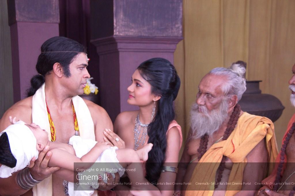 Naming Ceremony Brahmin Raama (Kala Keerthi Edwin Ariyadasa) [1024x768]