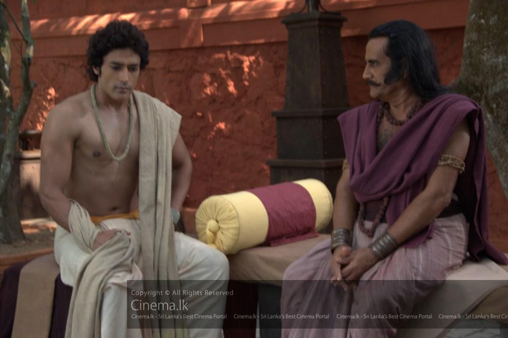 Prince Siddahrtha with Guru Vishwamithra [1024x768]
