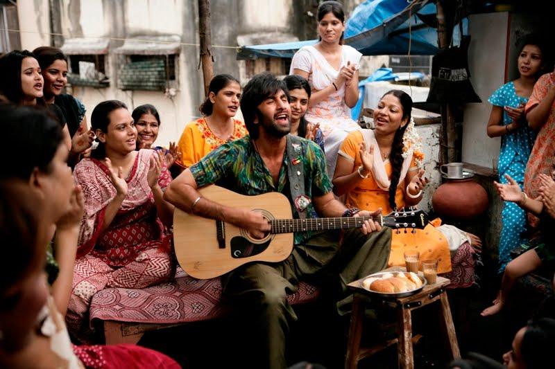 Ranbir Kapoor Rockstar scene