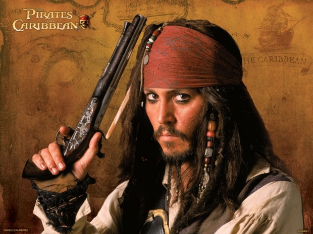 movies pirates of the caribbean johnny depp captain jack sparrow 1600x1200 wallpaper_www.wallmay.net_48
