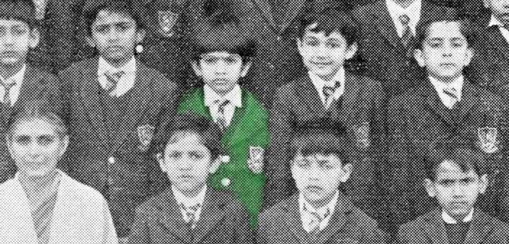 shahrukh-childhood
