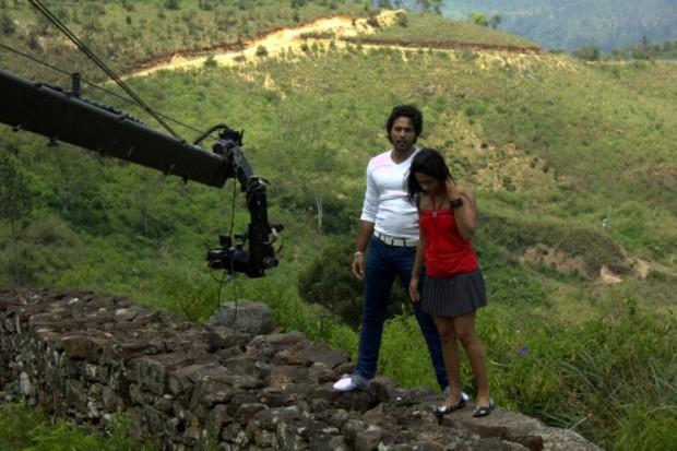 Spandana ස්පන්දන Sinhala Film