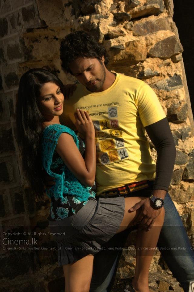 Spandhana Sinhala Movie (8) [Original Resolution]