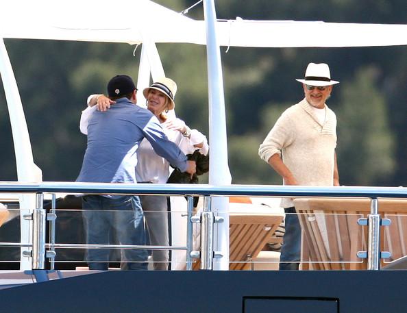 steven spielberg yacht
