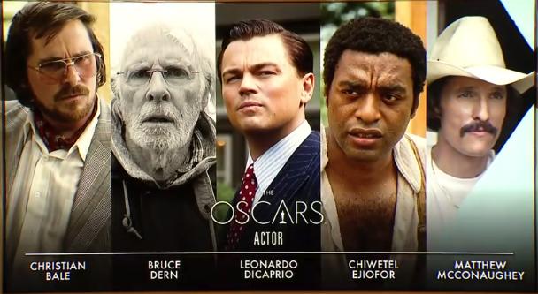 best actor lead