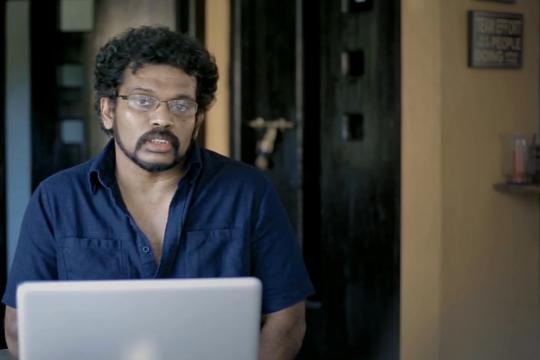 Ashoka Handagama Crowd Funded Film
