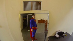 Superman-Wears-a-GoPro-Camera