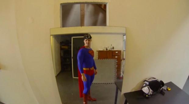 Superman-Wears-a-GoPro-Camera