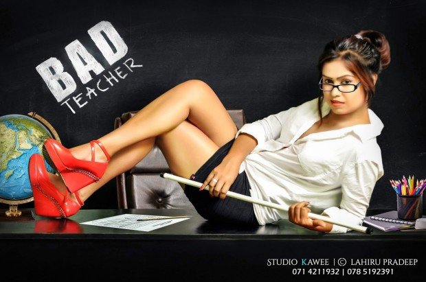Bad Teacher in Sri Lanka Tharu 1 (2)