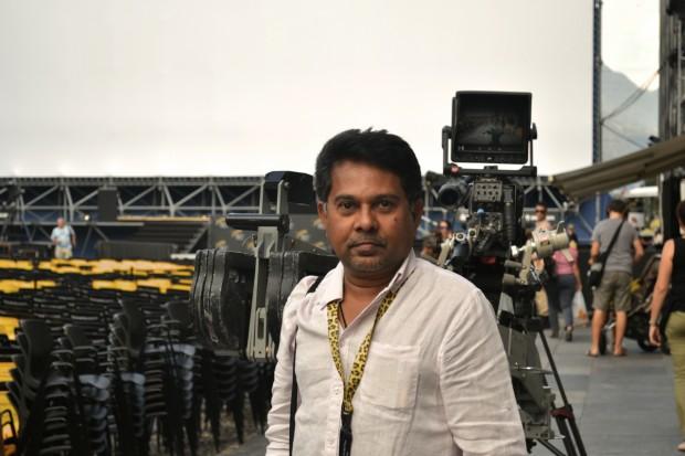 Director at Locarno