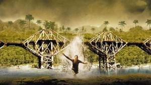 Bridge on the River Kawai  චිත්රපටයේ දසුනක්