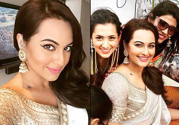 Sonakshi Sinha's brother gets married, (2)