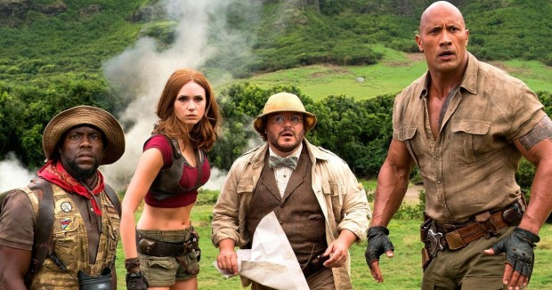 Jumanji-Welcome-To-Jungle-Video-Featurette