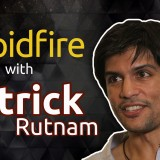 I like wasting time – Rapid Fire with PATRICK RUTNUM