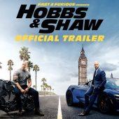 HOBBS & SHAW දැන් Scope Cinemas සිනමා ශාලාවල